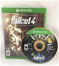 Fallout 4 (Microsoft XBOX One) Video Game with Manual - Rated M